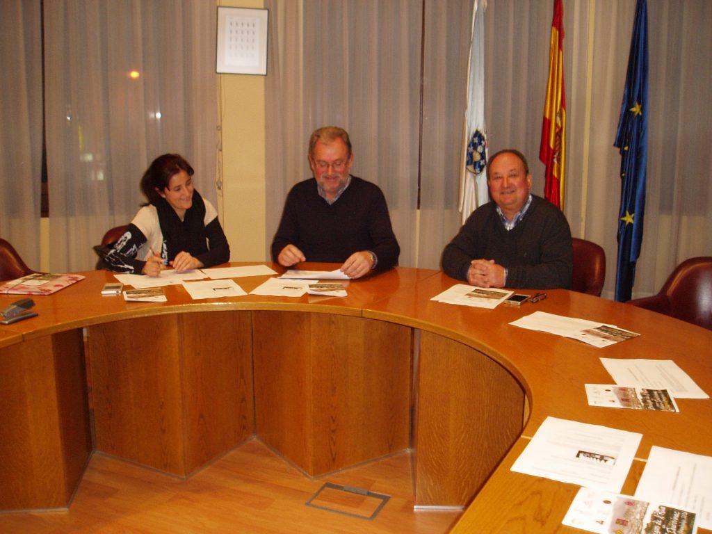 Fernández Gudiña trasladó a los bodegueros los resultados de Iberovinac