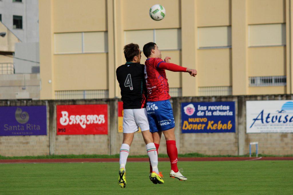 Javi Ballesteros fue el autor del único gol del Barco el pasado domingo