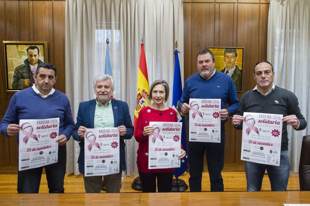 Manuel Pereira, Rosendo Fernández, María Isidora Gómez, José César Parente, Raúl Soto