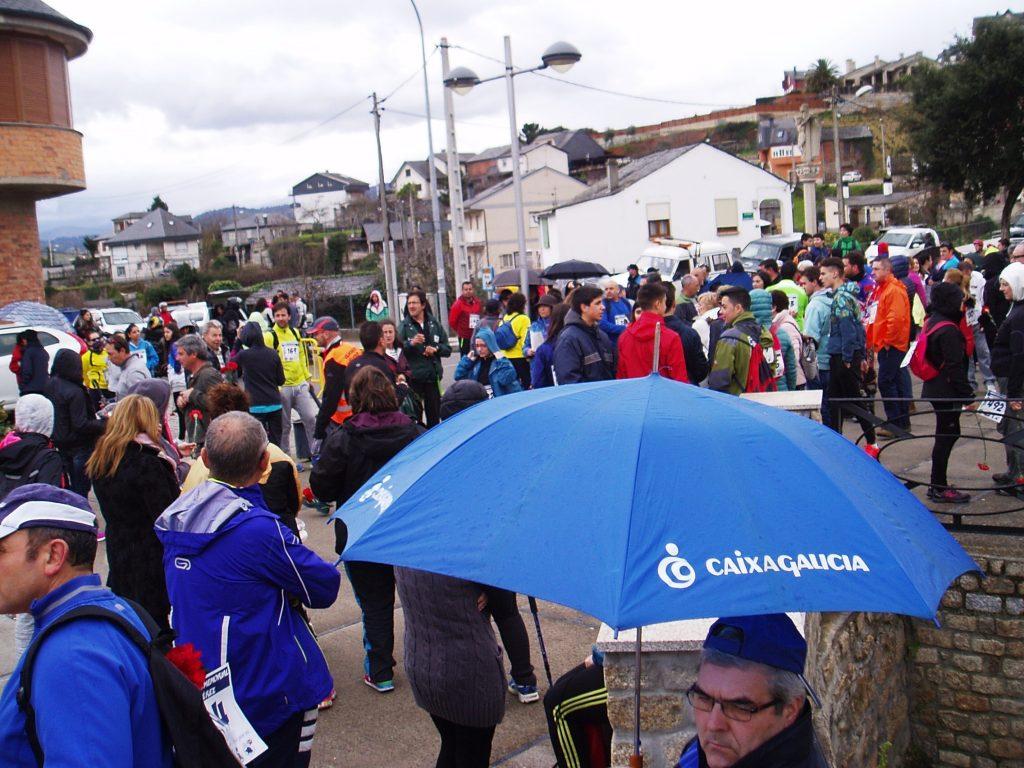 Memorial Anxo de Sousa organizado por el Club Atletismo Rua