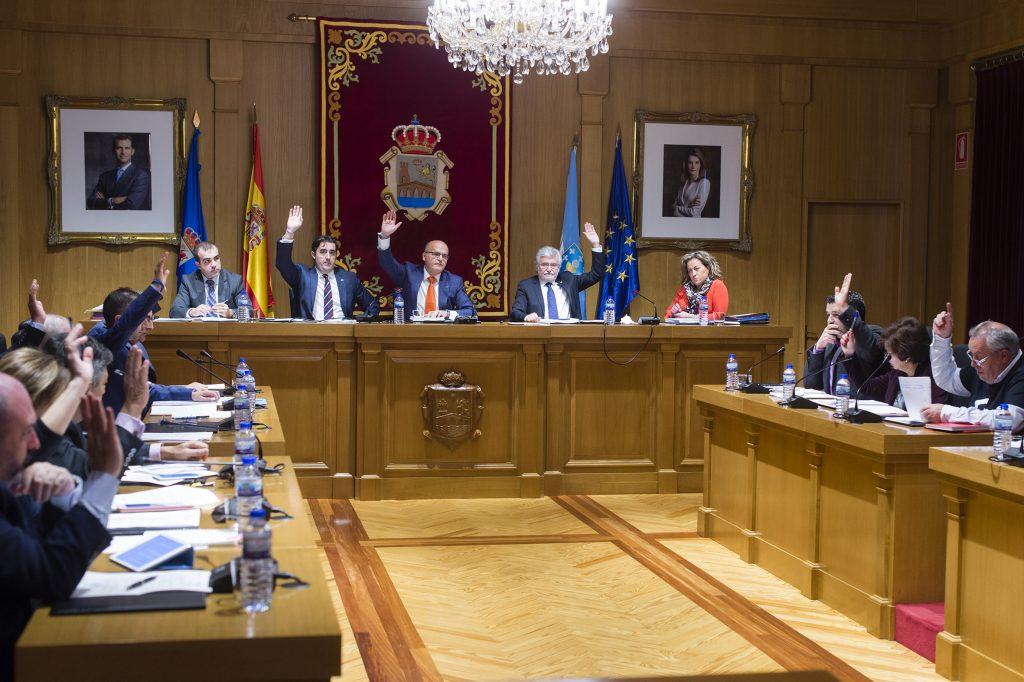 Pleno de novembro 2016 - Deputación de Ourense