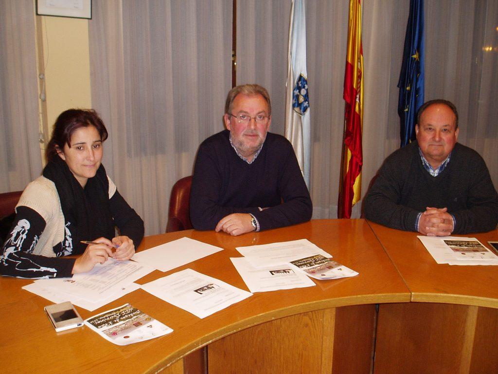 Presentación a los bodegueros de A Rúa de los resultados de Iberovinac