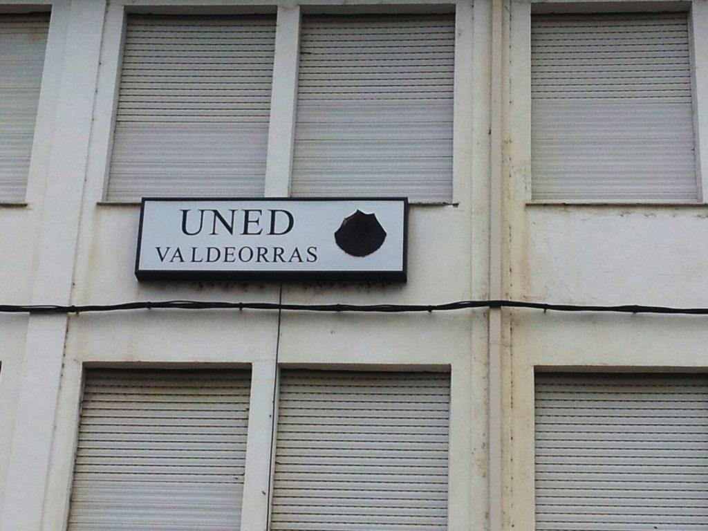 UNED de Valdeorras en A Rúa