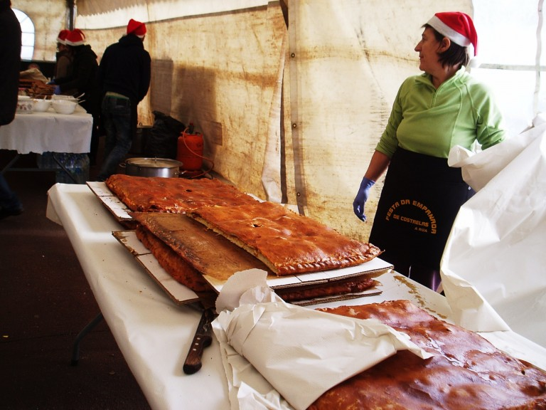 Archivo: Festa da Empanada de Costrelas 2015